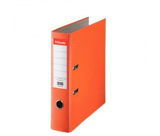 Esselte Iratrendező, 75 mm, A4, narancssárga