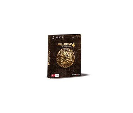 PS4 Uncharted 4 Special Edition