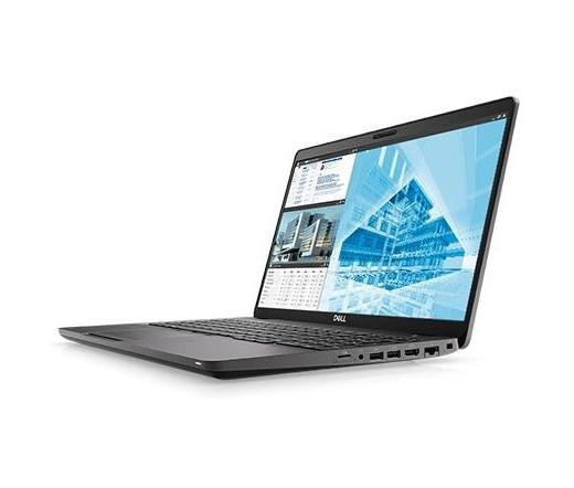 Dell Precision 3540 i7-8565 16GB 512GB WX2100 W10P