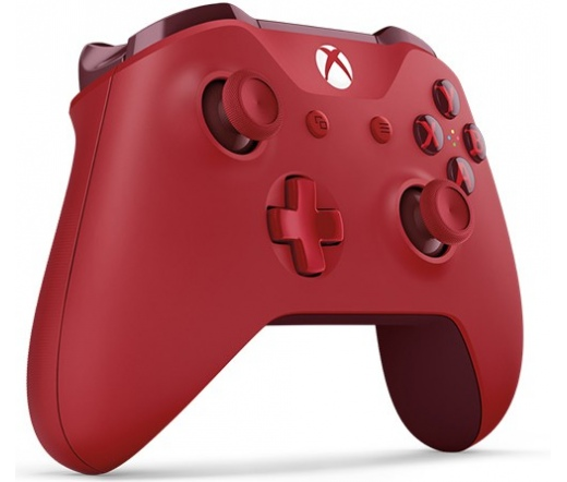 Xbox One Wireless Controller piros