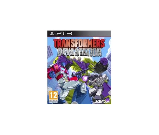 PS3 Transformers Devastation