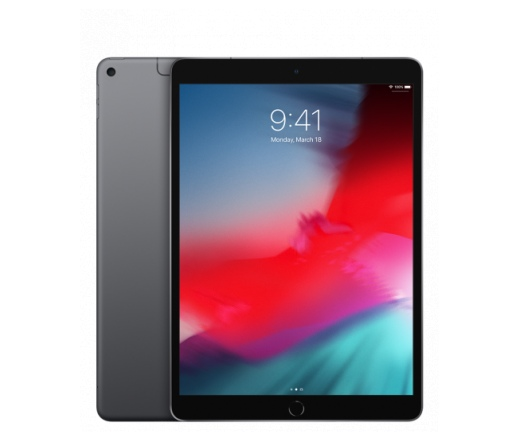 "Apple iPad Air 10,5"" Wi-Fi+Cellular 64GB Szürke"