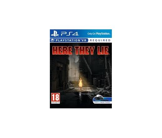 PS4 Játék Here They Lie VR