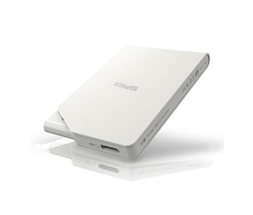 Silicon Power Stream S03 USB3.0 500GB Fehér