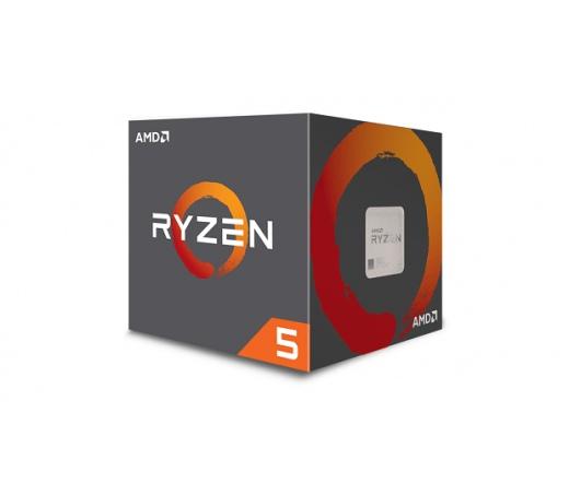 AMD Ryzen 5 2600 dobozos