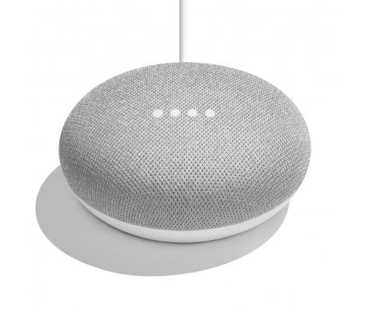 Google Home Mini intelligens hangszóró - fehér