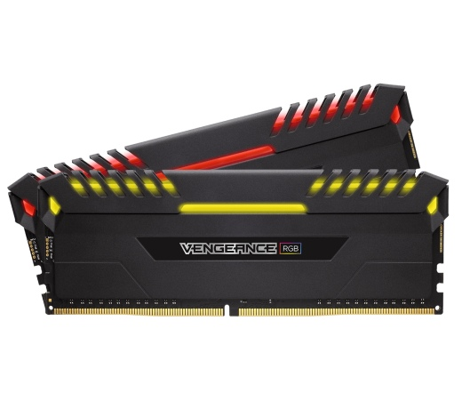 Corsair Vengeance RGB DDR4-3600 16GB CL18 KIT2K
