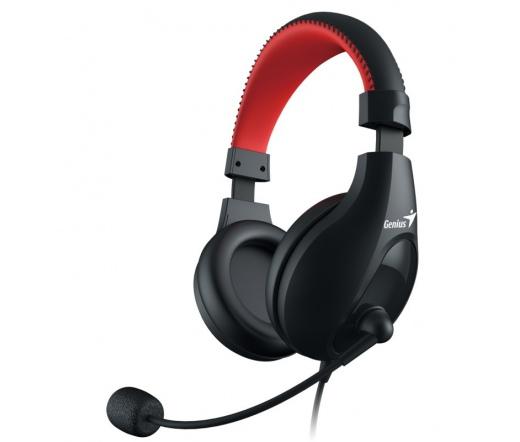 Genius HS-520 fekete headset