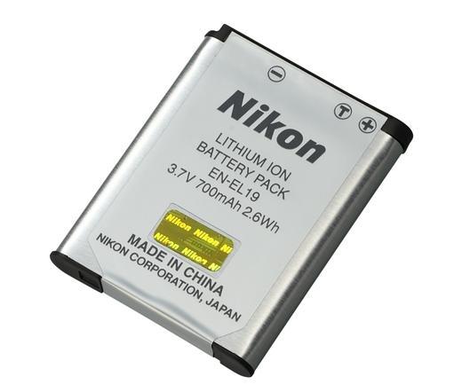 Nikon EN-EL19 akkumulátor