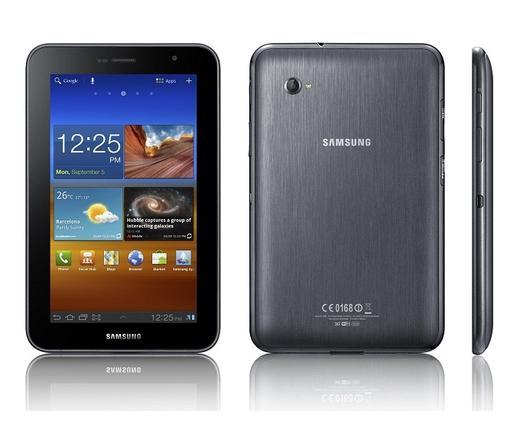"Samsung Galaxy Tab 7"" Plus P6200 16GB"