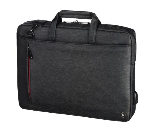"HAMA notebook táska MANCHESTER 13,3"" fekete"
