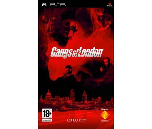 Sony - Gangs of London PSP
