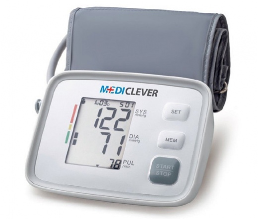 MediClever okos vérnyomásmérő