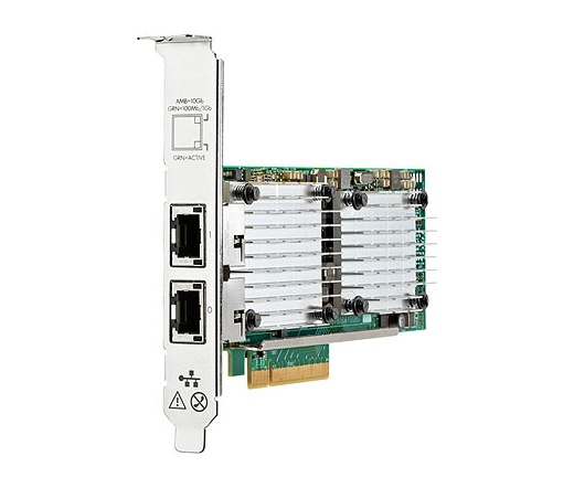 HP Ethernet 10Gb 2-port 530T Adapter