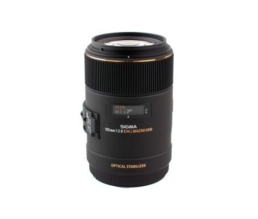 Sigma AF 105mm F2.8 EX Macro DG OS HSM Nikon