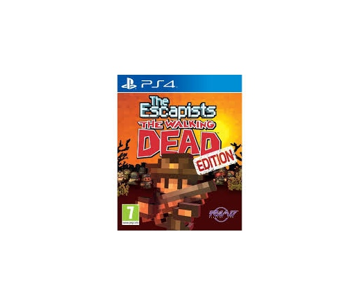 PS4 Escapists Walking Dead