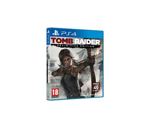 PS4 Tomb Raider - The Definitive Edition