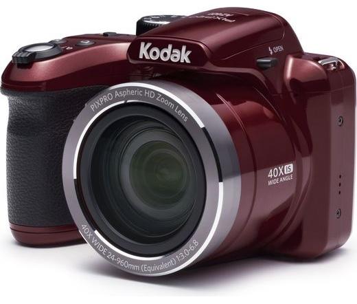 Kodak PixPro Astro Zoom AZ401 piros