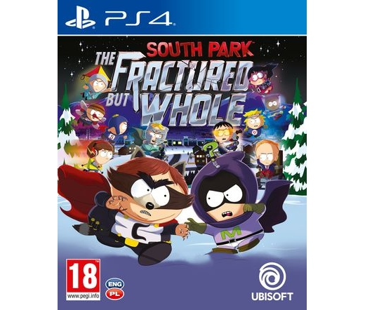 South Park: The Fractured But Whole PS4