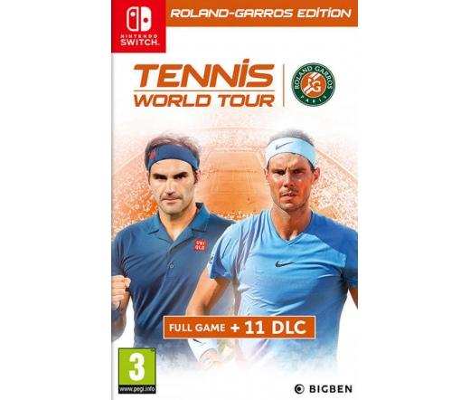NSW Tennis World Tour Roland Garros Edition