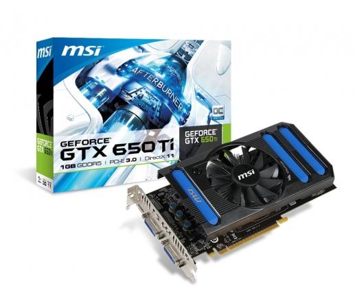 MSI GTX650 Ti OC 1024MB DDR5 + Assassins Creed III