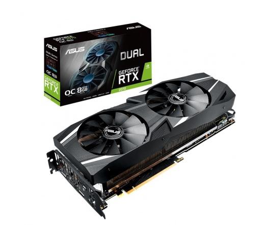 Asus Dual-RTX 2070-O8G 8GB