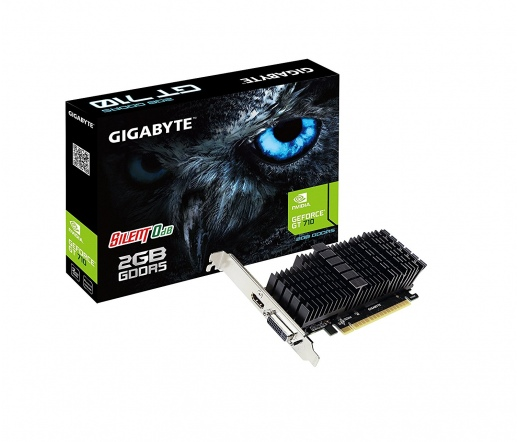 Gigabyte GT710 Silent 2GB DDR5