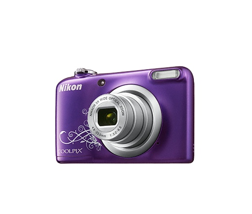 Nikon COOLPIX A10 Lineart Lila