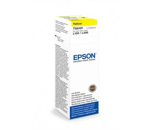 Epson T6644 70ml sárga