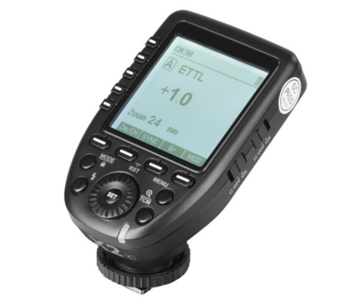 Quadralite Navigator X2 C kioldó + vevő (Canon)