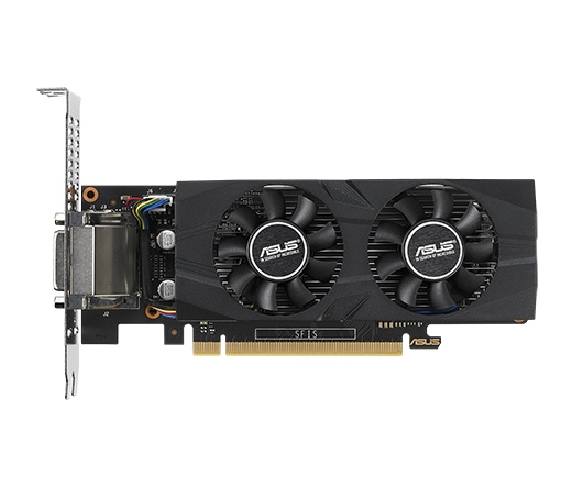 Asus GTX1050TI-O4G-LP-BRK 4GB DDR5