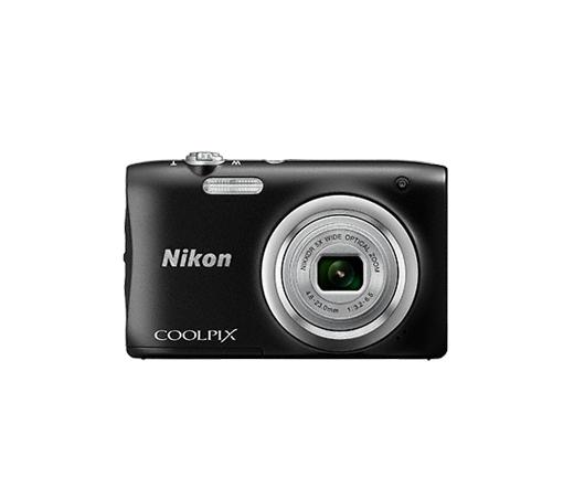 Nikon COOLPIX A100 Fekete