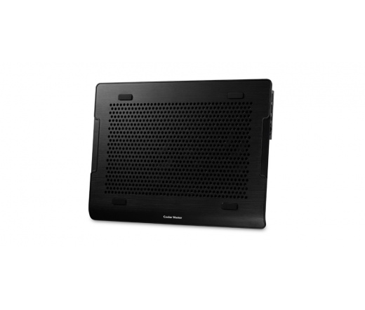 Cooler Master NotePal A200 Fekete