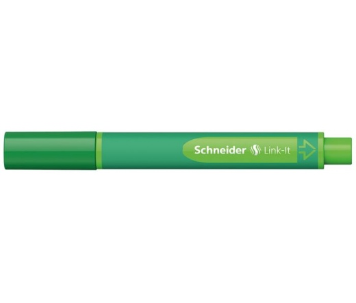 """Schneider Rostirón, 1 mm, """"Link-it"""", zöld"""