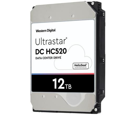 WD Ultrastar DC HC520 12TB SATAIII merevlemez
