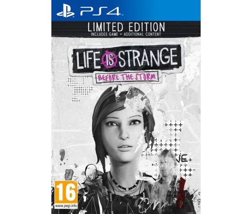 Life is Strange: Before the Storm LE PS4