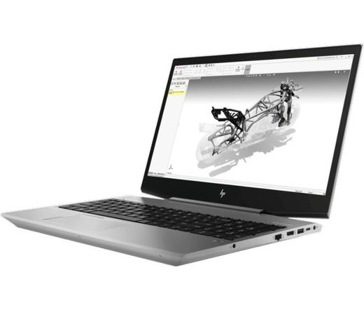 HP ZBook 15v G5 4QH98EA