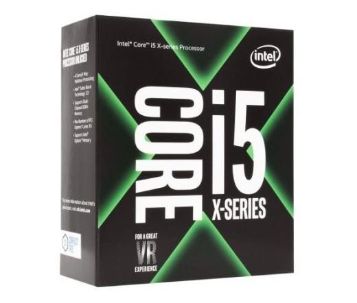 Intel Core i5 7640X Dobozos