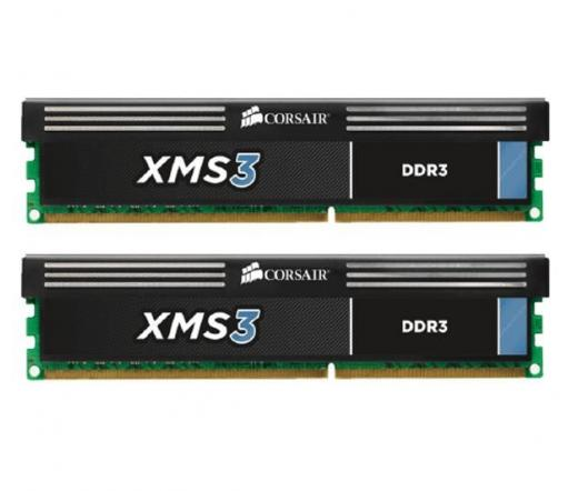 Corsair DDR3 1600MHz 8GB XMS3 KIT2 CL9