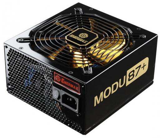 Enermax MODU87+ 800W CrossFireX™ (ErP Lot 6)