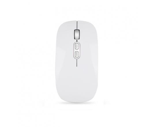 iMice E-1400 Vezeték Nélküli Egér Fehér