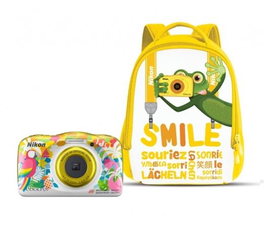 Nikon Coolpix W150 Hawaii + Hátizsák Kit