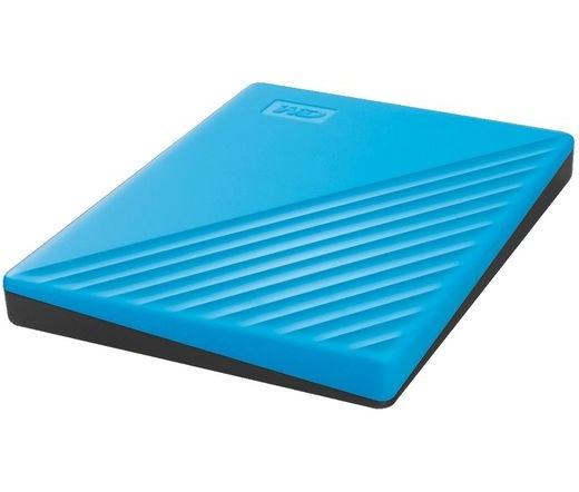 WD My Passport új 2TB kék