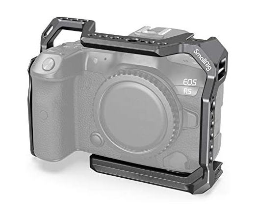 SMALLRIG Cage for Canon EOS R5 and R6