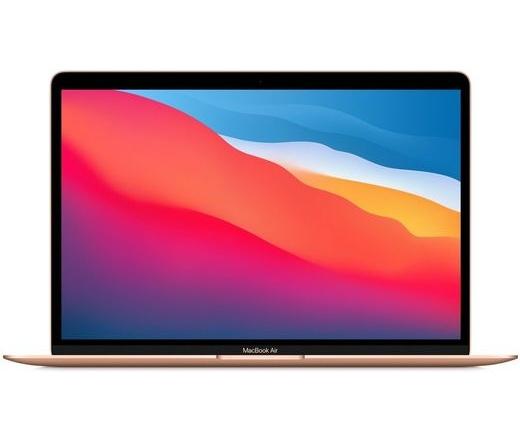 Apple Macbook Air M1 8C/7C 8GB 256GB arany