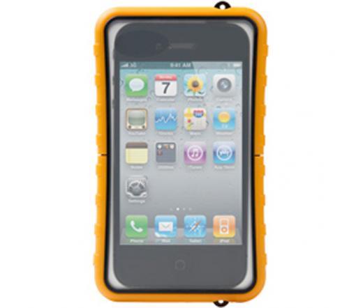 Krusell Mobile Case SEALABOX vízhatlan Sárga (L)