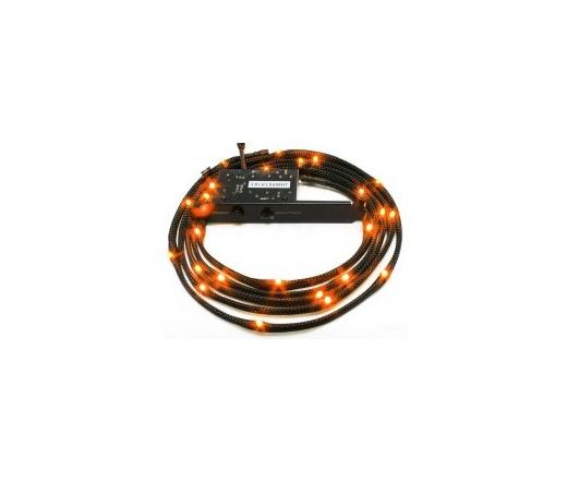 Nzxt CB-LED20-OR 24x Narancs LED Sleeve - 2m