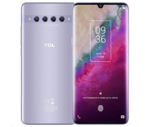 TCL 10 Plus 64GB Ezüst