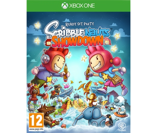 Scribblenauts Showdown Xbox One