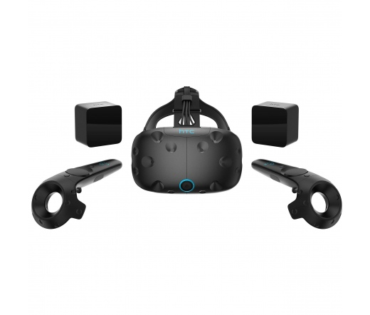 HTC Vive VR Headset + Motion Controller + Tracking